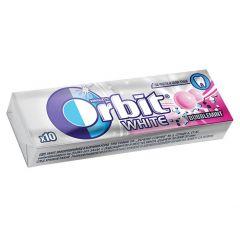 Orbit White Bubblemint Дъвки за чисти и бели зъби х10 дражета