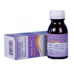 Биокс-Тими сироп при кашлица с отхрачващ ефект 100 мл Панацея 2001