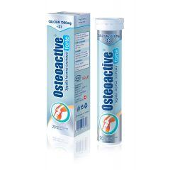 Osteoactive Forte за здрава костна система х20 ефервесцентни таблетки