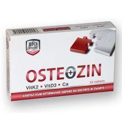 Osteozin за здрави кости и зъби х 30 таблетки BIOshield