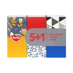 Palomita Носни кърпи Ruta пакет x6 бр