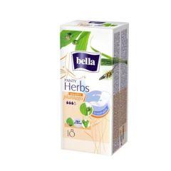 Bella Panty Herbs Plantago Ежедневни дамски превръзки 18 бр.