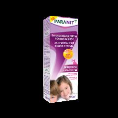 Paranit Спрей срещу главови въшки и гниди 100 мл Omega Pharma