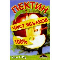 Пектин Чист ябълков без захар 40гр Бизнес къща