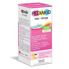 Pediakid Сироп за деца за нос и гърло х125 мл