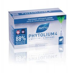 Phyto Phytolium4 Серумсрещу обилен и постоянен косопад при мъже х 12