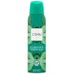 C-Thru Luminous Emerald Дезодорант спрей за жени 150 мл