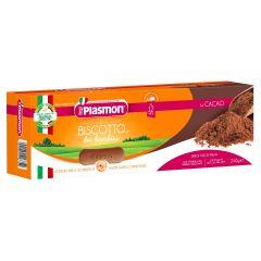 Plasmon Бишкоти с какао за деца 12М+ 240 гр