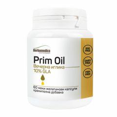 Herbamedica Prim Oil Масло от вечерна иглика 505 мг х 60 капсули