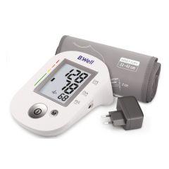 Автоматичен апарат за измерване на кръвно налягане + адаптер B.Well PRO-35