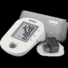 Автоматичен апарат за измерване на кръвно налягане + адаптер B.Well PRO-33