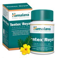 Himalaya Tentex Royal Тентекс Роял - нехормонален сексуален стимулант за мъже х 60 капсули