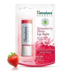 Himalaya Herbals Балсам за устни с ягодов блясък 4.5 гр