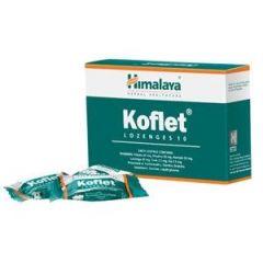 Himalaya Koflet Кофлет - При кашлица х 10 бонбона