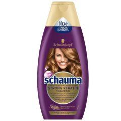 Schauma Strong Keratin Шампоан за тънка и слаба коса 400 мл