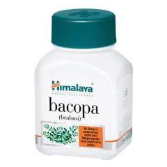 Himalaya Bacopa (Brahmi) Бакопа (Брахми) - Подкрепя функциите на мозъка и нервната система х 60 капсули
