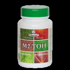 Himalaya Charak M2 Tone М2 Тон - За нормална фертилна среда х 60 таблетки