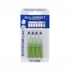 Elgydium Clinic Mono Compact интердентални четки зелени