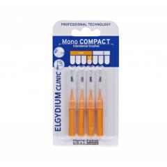 Elgydium Clinic Mono Compact 1.2 mm интердентални четки моно компакт оранжеви
