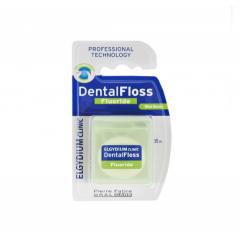 Elgydium Dental Floss Fluoride конец за зъби антикариес с флуорид