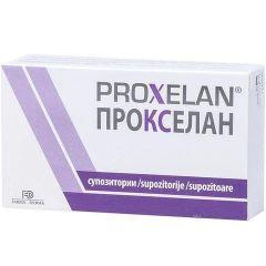 Прокселан при простатит 2 гр х 10 супозитории Naturpharma