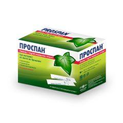 Проспан Ликвид за кашлица 5 мл х21 сашета Engelhard Arzneimittel