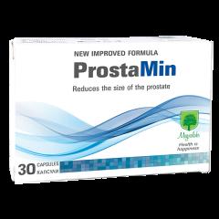 Prostamin в подкрепа на мъжкото здраве 420 мг 30 капсули Magnalabs