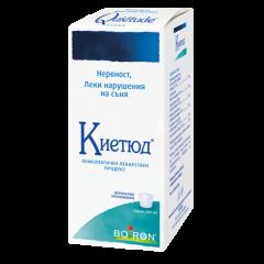 Boiron Киетюд сироп за нервност и леки нарушения на съня 200 мл