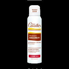 Rogé Cavaillès Absorb+ Мъжки дезодорант спрей с 48-часово действие 150 мл