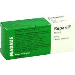 Reparil Репарил 20 мг х 40 таблетки