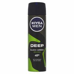Nivea Men Deep Amazonia Дезодорант спрей против изпотяване за мъже 150 мл