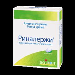 Boiron Риналержи при алергичен ринит и сенна хрема х60 таблетки