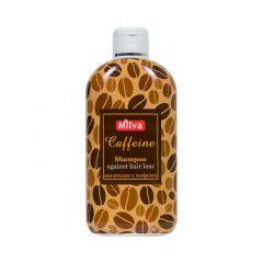 Milva Шампоан за коса с кофеин 200 мл