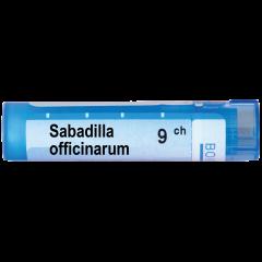 Boiron Sabadilla officinarum Сабадила официнарум 9 СН