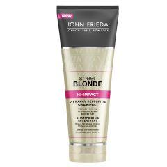 John Frieda Sheer Blonde Възстановяващ шампоан за руса коса 250 мл