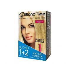 Blond Time Изрусител за коса 1+2