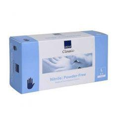 Нитрилни ръкавици кутия L х150 Abena