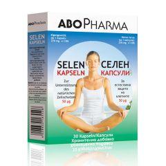 AboPharma Селен х30 капсули