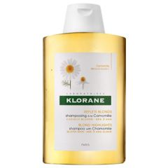 Klorane Изсветляващ шампоан с лайка за руса коса 200 мл