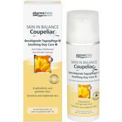 Pharmatheiss Cosmetics Coupeliac Купелиак Дневен крем за лице за кожа склонна към зачервяване и купероза SPF15 x50 мл
