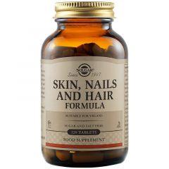 Solgar Skin, Nails and Hair Formula За коса, кожа и нокти x120 таблетки