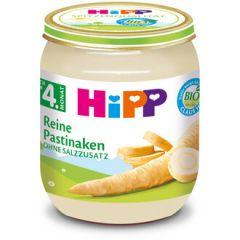 Hipp био пюре пащърнак 4М+ 125 гр