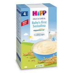 """Hipp пребиотик инстантна каша """"Първа каша на бебето"""" 4М+ 250 гр"""