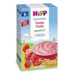Hipp пребиотик инстантна каша с горски плодве 6М+ 250 гр