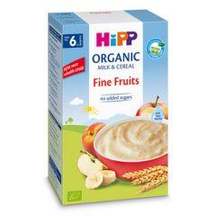 Hipp био инстантна каша меки плодове 6М+ 250 гр