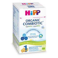 Hipp Organic Combiotic 1 мляко за малки деца 0-6М 800 гр