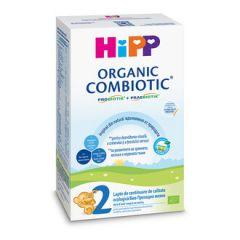 Hipp Organic Combiotic 2 мляко за малки деца 6М+ 800 гр