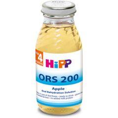 Hipp ORS 200 диетична напитка на базата на ябълка 4М+ 200 мл