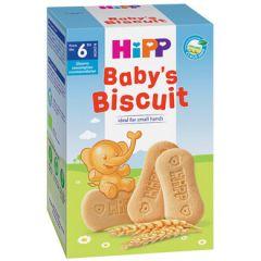 Hipp Baby's Biscuit бебешки бисквити 6М+ 150 гр