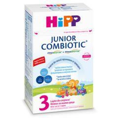 Hipp Junior Combiotic 3  мляко за малки деца 12М+ 500 гр